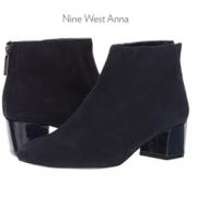 Nine West 玖熙 Anna 女士短靴39.99美元约¥252