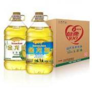 金龙鱼 阳光葵花籽油 3.618L+玉米油 3.618L