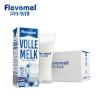 荷兰商超同款 风车牧场 Flevomel 全脂高钙牛奶 儿童奶 200ml*24盒69元包邮包税我们买过