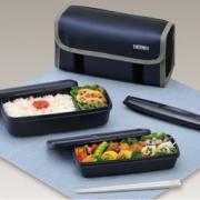 THERMOS 膳魔师 DJB-904W 2段式午餐盒 900ml