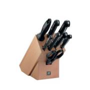 双立人(ZWILLING)   Twin Gourmet系列 刀具9件套