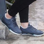 ECCO爱步 珍娜系列 女士真皮休闲运动鞋 尺码全