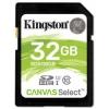 Kingston 金士顿  32GB   Class10 UHS-I防水抗震高速存储卡79.9元