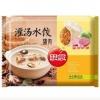 最后一天、限地区:思念 灌汤水饺 猪肉口味 500g9.9元,可199-100元