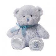 GUND Baby GUND 我的第一次泰迪熊毛绒玩具 25cm*2件¥99
