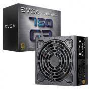 EVGA 额定750W G3电源  (80PLUS金牌/全模组/10年质保/13cmHDB风扇/ECO节能/全日系电容)¥779