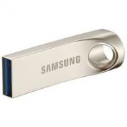 SAMSUNG 三星 BAR系列 32GB USB3.0 U盘 银色65.9元