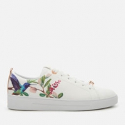 Ted Baker Ahfira Floral 女士休闲鞋