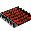 Toblerone 瑞士三角 黑巧克力 100g*6支   39元(买一赠一)¥39.00 1.6折