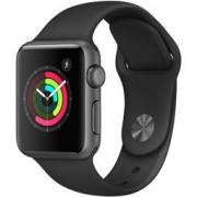 Apple 苹果 Watch Sport Series 1 智能手表 38毫米 深空灰 黑色