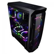 MLOONG 名龙堂 剑龙GC30 UPC电脑主机(i5-8400、GTX 1050 Ti 4GB、B360、120GB)