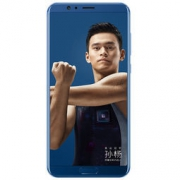 honor 荣耀V10 标配版 全网通手机 4GB+64GB 极光蓝2499元包邮
