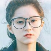 Discovery Expedition 猫眼全框 中性塑钢眼镜框OS6383 送1.61防蓝光镜片