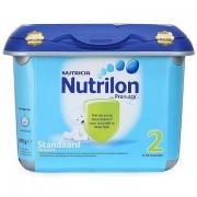 Nutrilon 诺优能婴儿奶粉2段 800g  6-12个月 安心罐