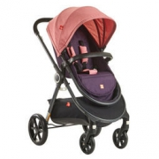 gb 好孩子 GB105 多功能婴儿推车 紫粉