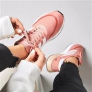 adidas Originals 阿迪达斯 N-5923 女士粉色运动鞋