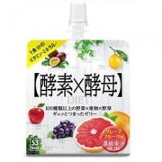 日本第一酵素品牌,Metabolic 瘦身减肥排毒 酵素x酵母果冻150g*6袋