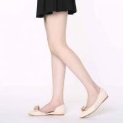Senda 森达 女士甜美蝴蝶结羊皮单鞋B4D04AK7 3色秒杀¥179包邮
