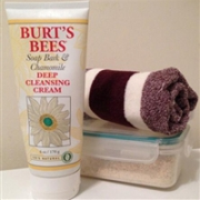 Burt's Bees小蜜蜂 洋甘菊深层清洁洗面奶170g*3只装