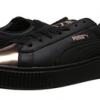 PUMA Basket Platform Metallic 女士运动鞋$44.99(折¥287.94)