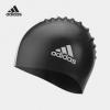 adidas阿迪达斯 男女式硅胶泳帽 多色35元包邮(75-40)