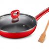 ASD  爱仕达 平底不粘煎锅 带锅盖¥39.00 2.0折