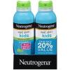 Neutrogena 露得清 儿童防水防晒喷雾 SPF70 141g*2瓶$11.98(折¥76.67) 6.7折