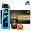 Adidas 阿迪达斯 沐浴露 400ml+走珠 50ml22.9元包邮(42.9-20)