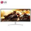 LG 34UM58A-W 34英寸 21:9 IPS显示器1849元包邮(需领券)