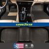 Goodyear 固特异 3D汽车丝圈脚垫  千款车型 精准服帖¥300