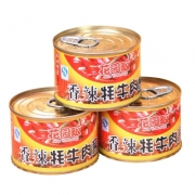 花园畈 香辣牦牛肉酱 150克*3罐¥26