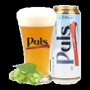 Puls 宝乐氏 经典小麦啤酒 500ml*24听