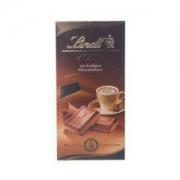 德国进口 瑞士莲Lindt 黑巧克力 特醇排装-埃德尔牛轧糖味100g(含税包邮) *14件