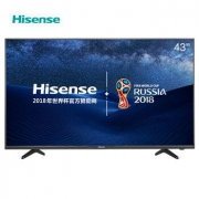 Hisense 海信 LED43EC300D 液晶电视 43英寸1599元包邮