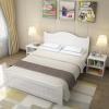 亿宸贵苏 实木儿童床 (120*200白色送床垫)469元包邮