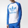 限尺码: adidas 阿迪达斯 三叶草 Trefoil 休闲运动卫衣 *2件 $25.48(约160.95元,合80.48元/件)$12.74(折¥81.54) 2.8折