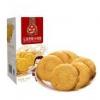唐人福 无添蔗糖饼干 合桃酥 纸盒装 120g2.9元