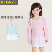 balabala 巴拉巴拉女童连衣裙 2色