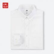 UNIQLO 优衣库 402955 男士精纺弹力衬衫79元