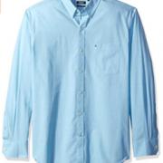 S码!IZOD  Essential Solid  男士长袖衬衫$11.57(折¥74.05) 3.5折