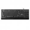 Aigo 爱国者 w910 有线键盘 黑色 104键14.9元包邮(需用券)