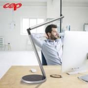 CEP LED 护眼灯台灯 无极调光/调色温 高颜值 有QI无线充电¥39