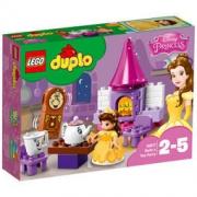 LEGO 乐高 得宝系列10877 贝儿公主的下午茶 拼装积木