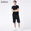 Cabbeen 卡宾 男士纯棉圆领短袖T恤¥79