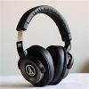 Audio-Technica 铁三角 ATH-WS1100iS 头戴重低音耳机 带线控Prime会员免费直邮含税到手新低¥911.32