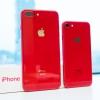 红色 iPhone 8 真机图赏 玻璃金属混搭很有范