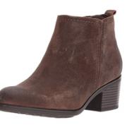 中亚Prime会员、限尺码: ROCKPORT 乐步 Danii Side Zip 女士短靴  到手225.51元