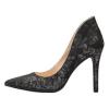 Jessica Simpson 杰西卡 Cambredge 女士高跟鞋$24.99(折¥159.94) 2.8折 比上一次爆料降低 $5