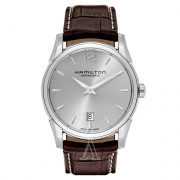汉米尔顿(Hamilton)   Jazzmaster Slim系列 H38515555 男士机械腕表