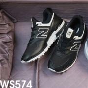 New Balance WS574RB 女士休闲鞋特价$33.75,转运到手约296元